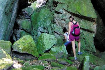 Caves Circuit Tour at Tijuca National Park