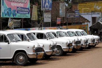 Cochin Airport to Munnar Private Taxi