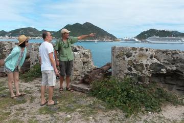 Geschiedenistour door Sint Maarten