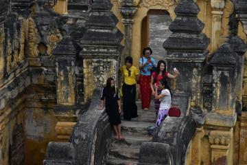 Ava-Sagaing-Amarapura and Mingun full...