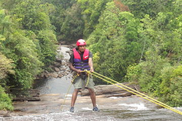 Rafting and Abseiling Adventure Excursion in Kitulgala