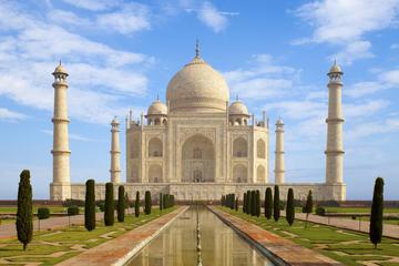 4-Day Private Tour of Delhi Agra Taj Mahal and Jaipur from Goa