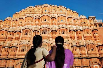 4 Tage privat Delhi, Agra, Taj Mahal, Jaipur, Fatehpur Sikri ab Delhi