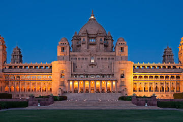 6-Night Private Tour of Delhi, Jaipur, Jodhpur, and Udaipur from Delhi