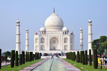 Fünftägige Tour im Goldenen Dreieck: Delhi, Taj Mahal, Agra, Jaipur