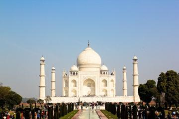 Multi-Day Private Golden Triangle Tour Delhi Taj Mahal Agra Jaipur...