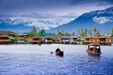 Private 6-Day Kashmir, Agra and Jaipur Tour From Delhi