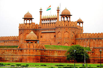 Private 8-Hour Tour of Old Delhi with Red Fort and Jama Masjid