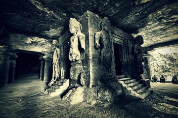 Private Half-Day Elephanta Caves Excursion from Mumbai