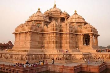Spiritual Delhi Temples Full-Day Private Guided Tour