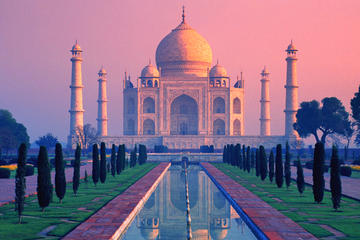 Sunrise Taj Mahal Agra Private City...