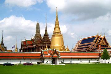 Casco antiguo de la ciudad de Bangkok: Tour de día y nocturno