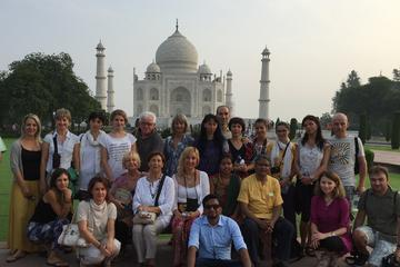 5-Days Private Golden Triangle Tour from Delhi
