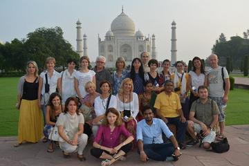 Day Trip to Taj Mahal from Delhi by Private Car
