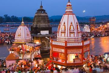 Spiritual Haridwar and Rishikesh Day tour