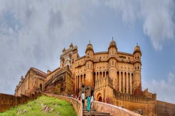 Jaipur 3-Day Tour: Amber Fort, City Palace from New Delhi