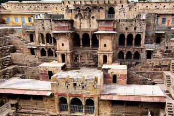 Jaipur Abhaneri Historical Day Trip