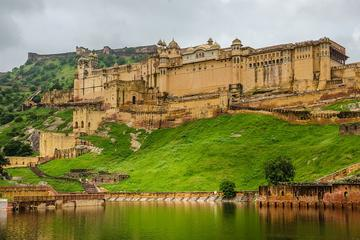 Private Jaipur Sightseeing Tour Including Entrance Fees