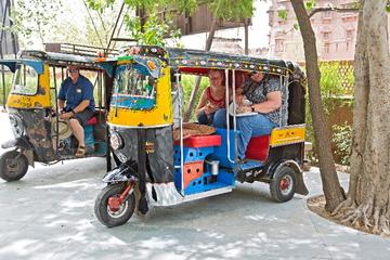 Private Tour: Jaipur Sightseeing by Tuk-Tuk