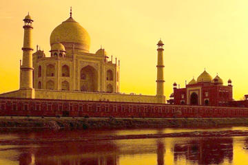4 Days Private Tour of Agra- Taj Mahal, Fatehpur Sikri, Chand Baori & Jaipur City Tour From New Delhi