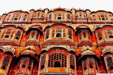 6 Days Private Guided Tour of Rajasthan Covering Jaipur Jodhpur Udaipur