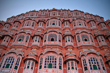 Jaipur Private Day Tour: Guided City...