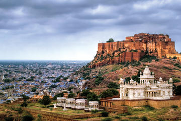 Jodhpur City Full Day Tour From Jaipur