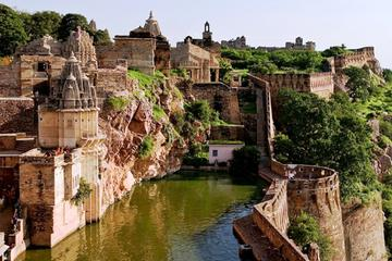 Private Day Trip to Chittorgarh Fort From Jaipur To Udaipur