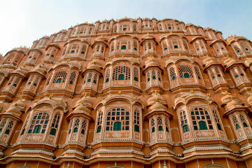 Private Tour: Fort and Palaces in Jaipur