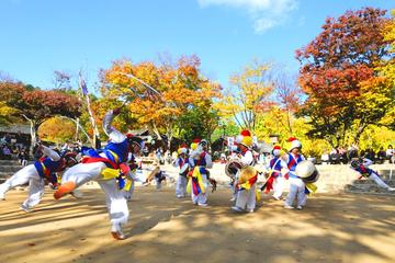 Half-Day Tour of Korean Folk Village