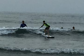 Surf Lessons at Sayulita