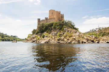 Almourol Castle with Boat tour from...