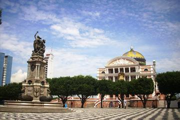 Private Tour: Manaus Historic City