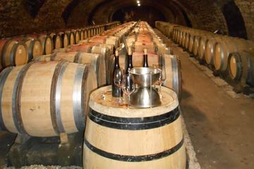 Visite privée: excursion d'une journée à la découverte des vins de...
