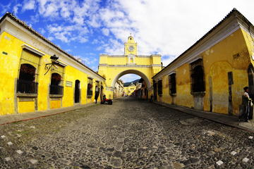 Antigua Full day with lunch from Guatemala city