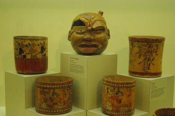 Private Guatemala City Museums: Popol...