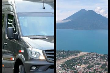 Transfer from Guatemala city airport-hotels to Panajachel-Lake Atitlan NON STOP