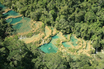Transfer from Panajachel to Semuc Champey - Daily