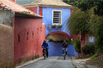 Balade en vélo électrique Sintra - Cascais