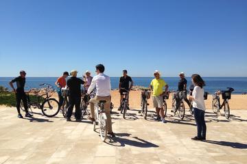 Excursão de bicicleta de Vilamoura até Quarteira