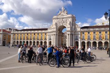 Excursão de bicicleta elétrica no...