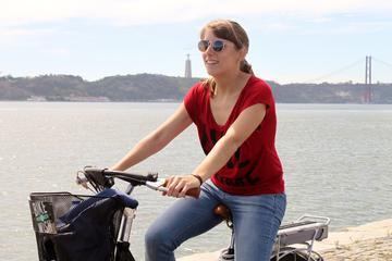 Excursão de E-bike no oeste de Lisboa