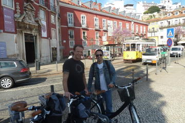 Lisbon 7 Hills e-Bike Tour
