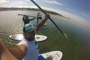 Lisbon bike and SUP Tour