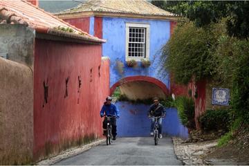 Visite de Sintra en vélo électrique