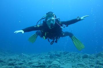 Descubra el submarinismo, Playa de...