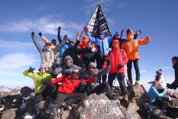 Mount Toubkal Ascent 2 Days Trek