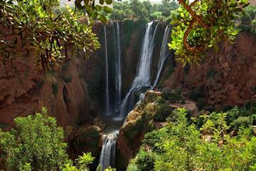 Recorrido de día completo a las cataratas de Ouzoud desde Marrakech