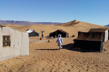 Sahara-Tour mit Übernachtung ab Marrakesch
