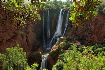 Tagesausflug zu den Ouzoud-Wasserfällen ab Marrakesch